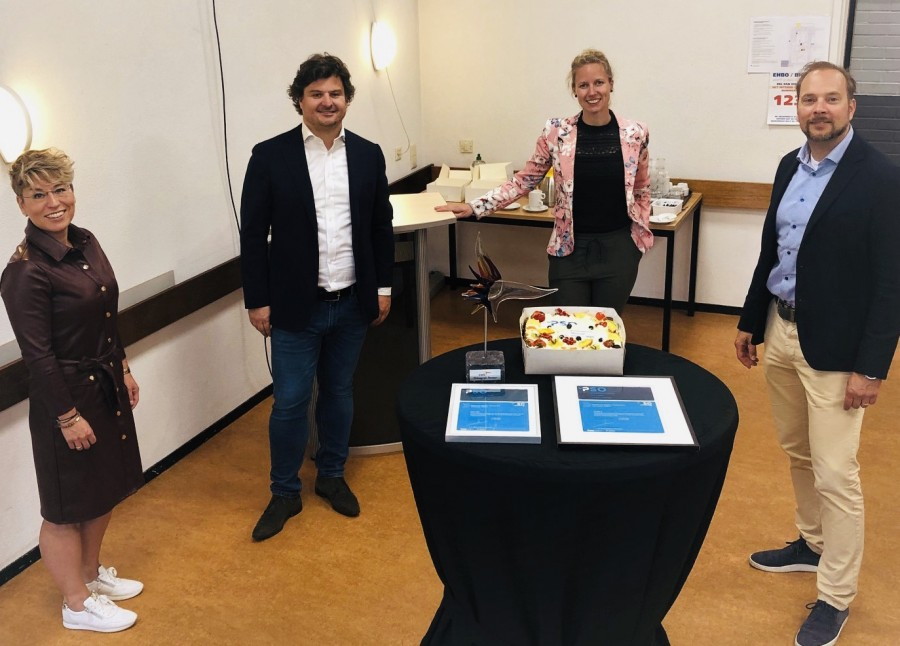 Belderink Midden Twente BV behaalt het PSO 30+ certificaat