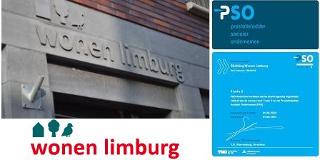 Grootste woningcorporatie van Limburg behaalt PSO Trede 3
