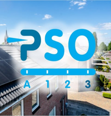 Van der Meijs Vastgoedonderhoud B.V. stijgt naar Trede 3op de PSO Prestatieladder