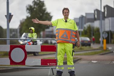 Hoogste trede op de PSO-Prestatieladder voor Traffic Support B.V.