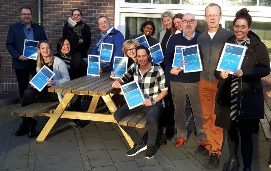 Nieuwe adviseurs voor PSO-Nederland