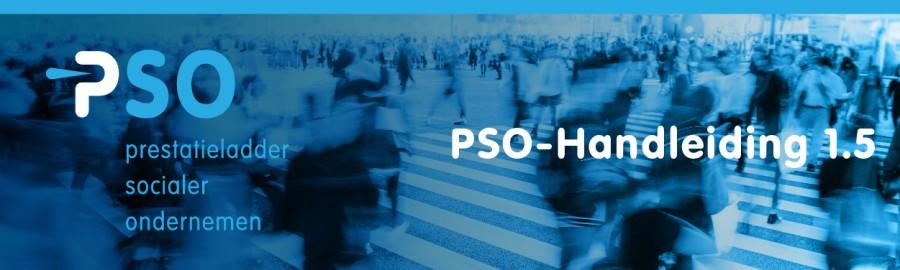 PSO-Nederland Handleiding 1.5 beschikbaar