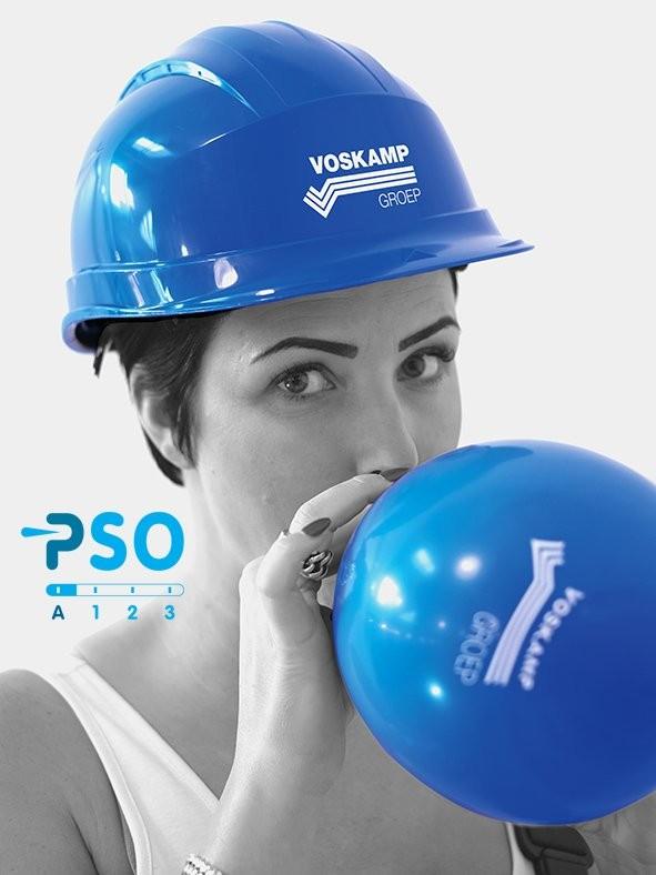 Voskamp Groep erkend voor status PSO-Trede 1