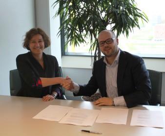 Facilicom en PSO-Nederland tekenen samenwerkings-overeenkomst