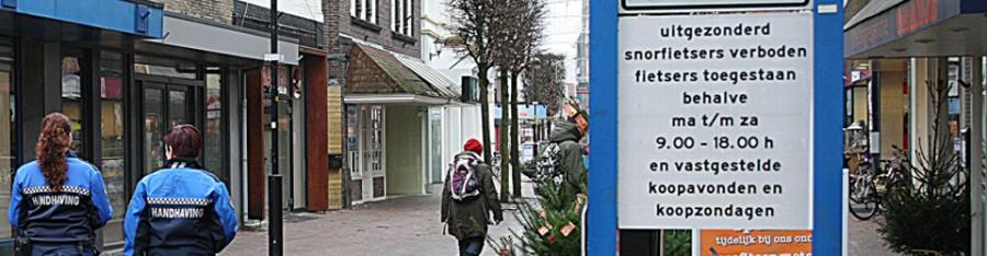 Verlenging PSO-Trede 3 voor Stadstoezicht Almelo