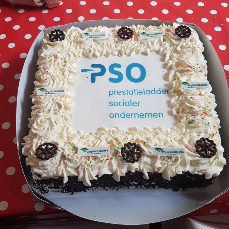 De Groenmakers weer erkend voor PSO-Trede 3