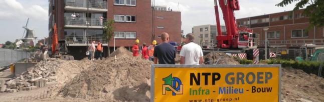 NTP Infra BV behoudt Trede 2 op PSO-Prestatieladder