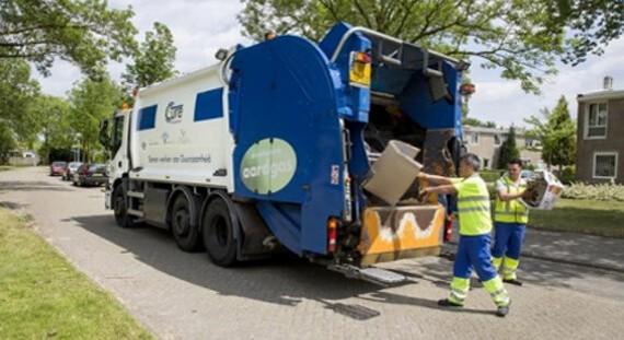 Cure Afvalbeheer behoudt Trede 3 op PSO-Prestatieladder