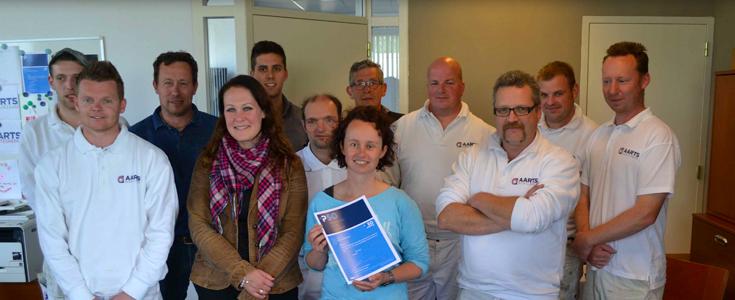 Schildersvak.nl: voldoende banen voor mensen met een beperking