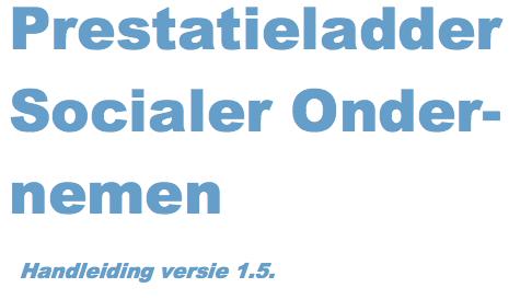 Herziene versie PSO-Handleiding 1.5