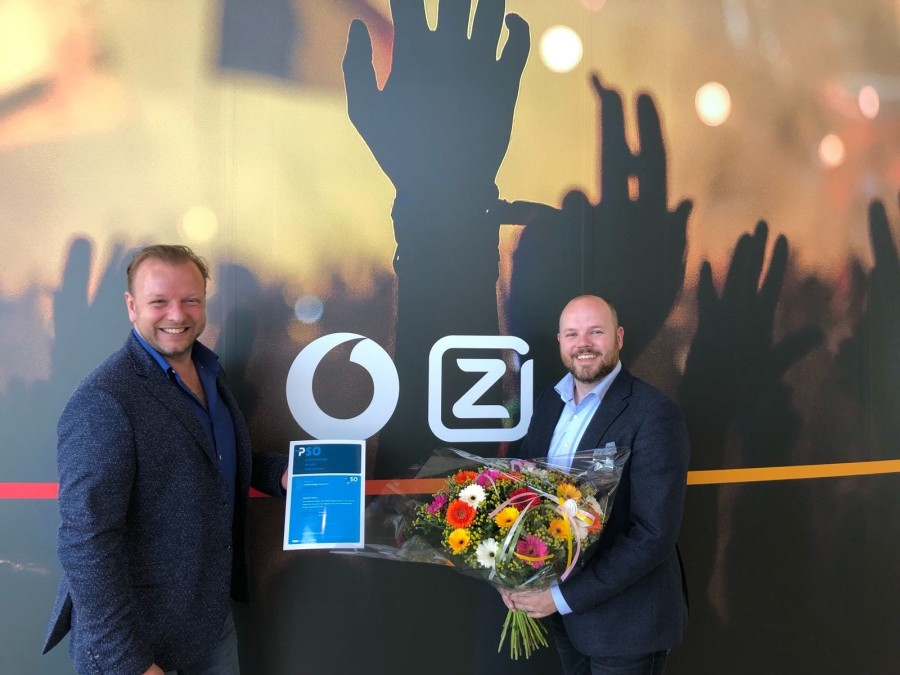 VodafoneZiggo is aantoonbaar gestart met inclusief ondernemen