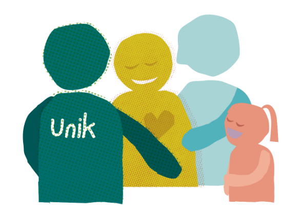 UniK is erkend als inclusief werkgever door het PSO-keurmerk!