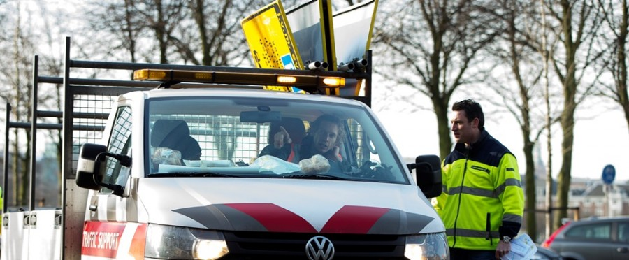 Traffic Support B.V. behaalt Trede 3 op de PSO-Prestatieladder