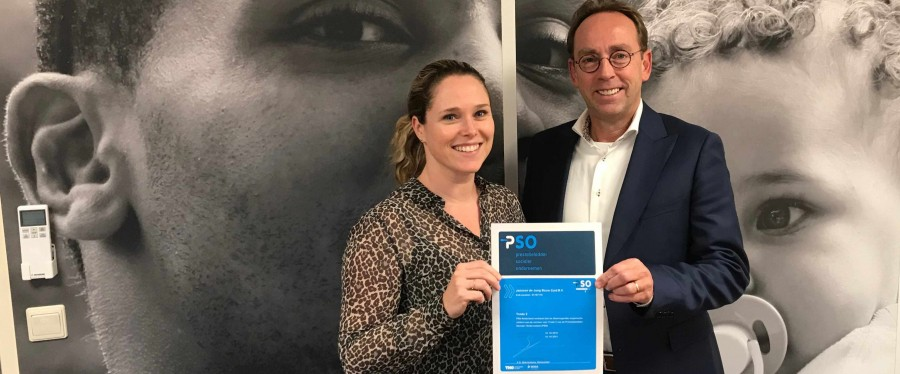 Janssen de Jong Bouw Zuid behaalt Trede 2 op de Prestatieladder Socialer Ondernemen