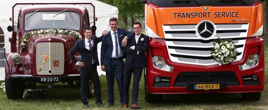 Van Boxtel Logistiek B.V. behaalt opnieuw Trede 3 op de PSO-Prestatieladder!