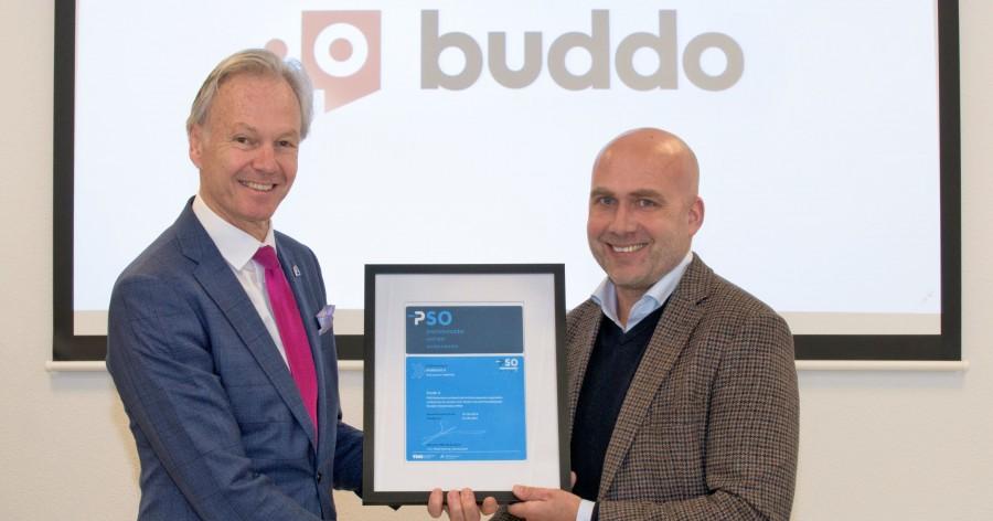 Personal Payroll wordt 'Buddo' én behaalt PSO Trede 3