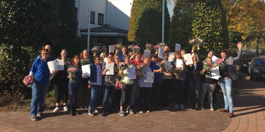 Hoogst haalbare PSO-erkenning voor zusterbedrijven Hacron Schoon, Hacron Groen, en Axent Groen