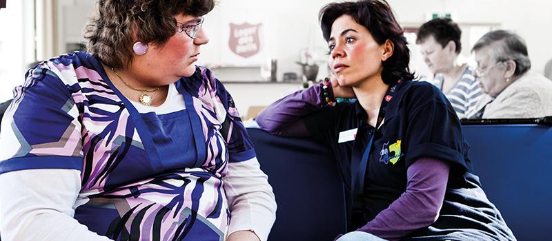Stichting Leger des Heils Welzijns- en Gezondheidszorg groeit door naar PSO-trede 2