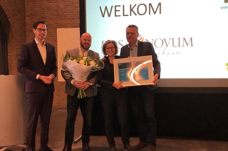 Nieuwkomer Rosa Novum behaalt hoogst haalbare PSO-erkenning: 'Wij zijn goed voor elkaar'